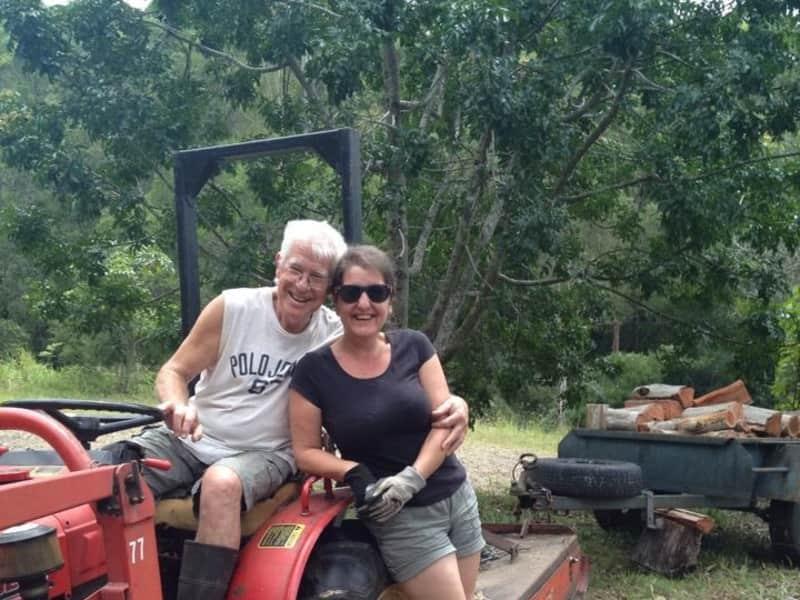 Jan & Rod from Maleny, Queensland, Australia