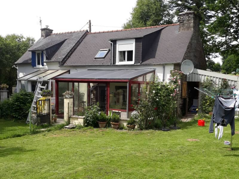 Housesitting assignment in Maël-Carhaix, France