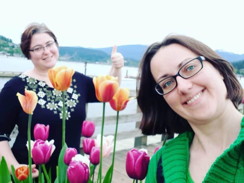 Regina & Victoria from Coquitlam, British Columbia, Canada
