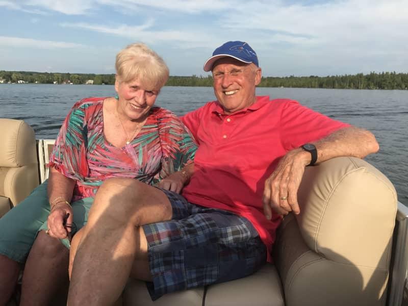 Gloria & Ned from Traverse City, Michigan, United States