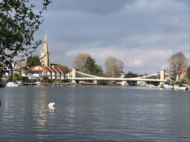 Housesitting assignment in Marlow, United Kingdom