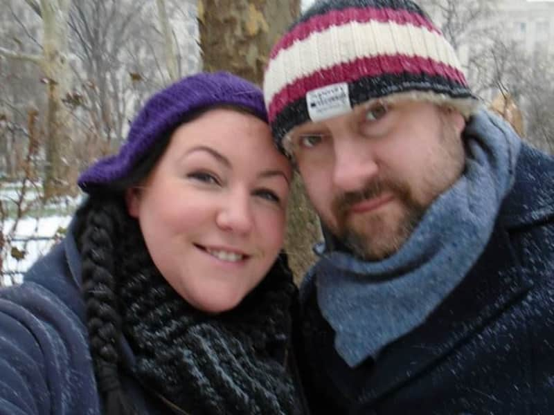 Lauren & Christopher from Hitchin, United Kingdom