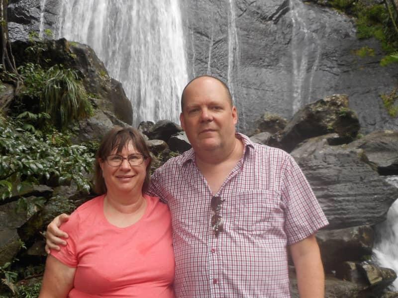 Elizabeth & Daniel from Sooke, British Columbia, Canada