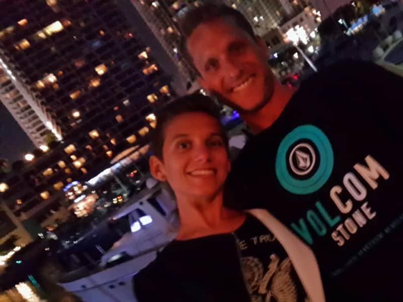Manuela & Nicolas from Rosario, Argentina