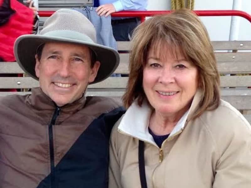 Corrine & Donald from South Windham, Maine, United States