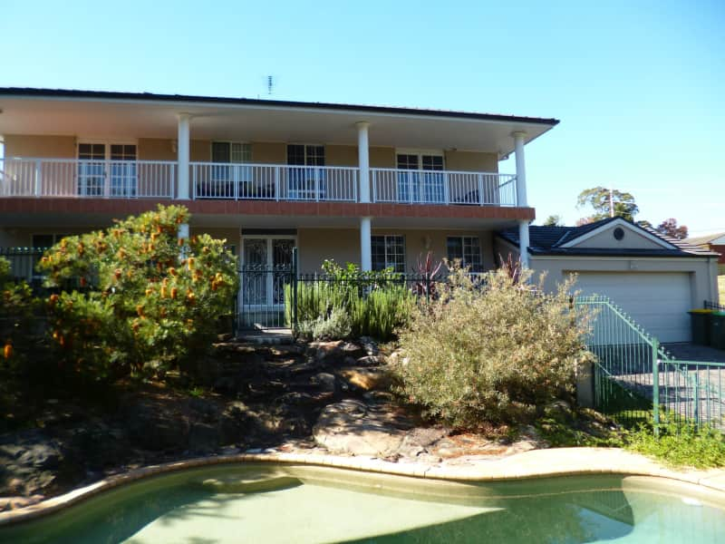 Housesitting assignment in Mount Riverview, New South Wales, Australia