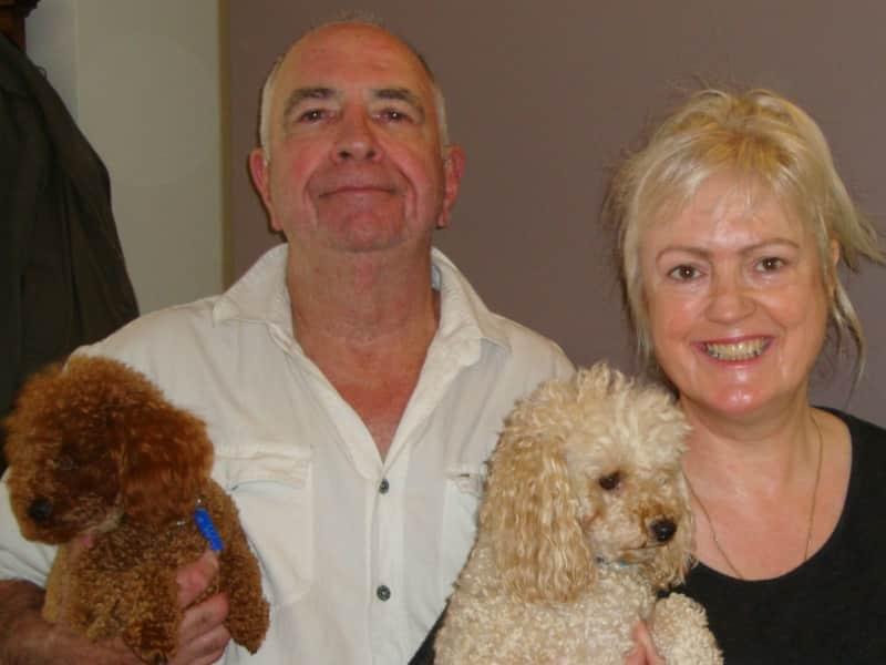 Leonie & Sidney from Korumburra, Victoria, Australia
