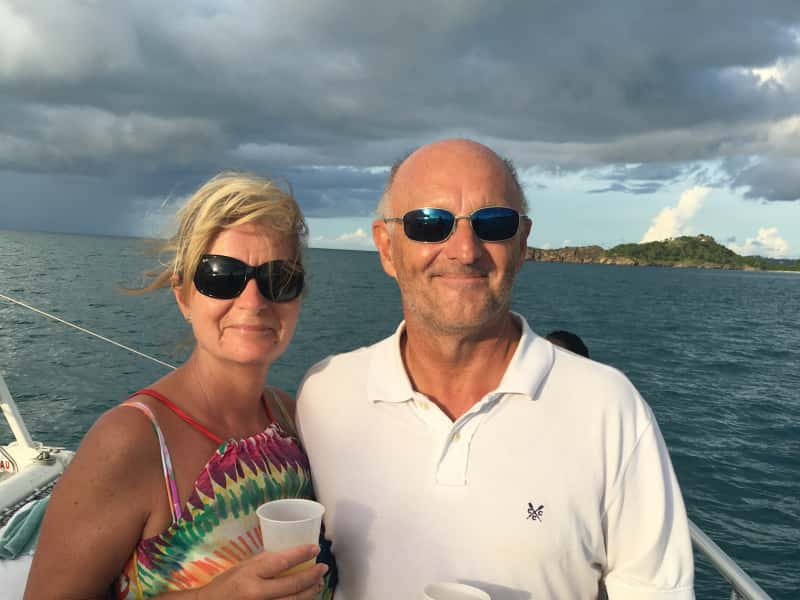 Helen & Andy from Portsmouth, United Kingdom