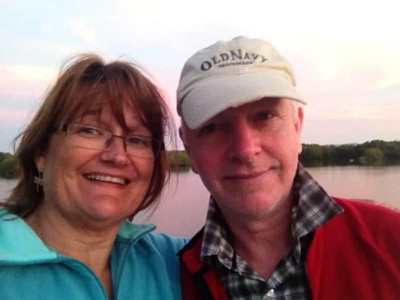 Julie & Gerry from Stocksfield, United Kingdom