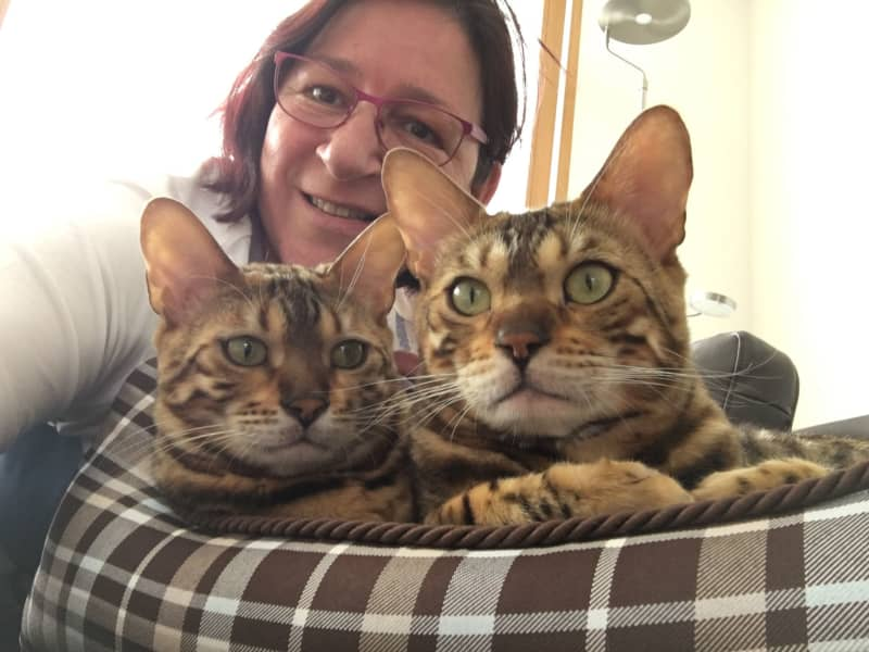 Esther & Philippe from Morbio Inferiore, Switzerland