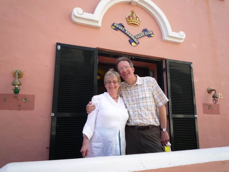 Lynne & Peter from Brockville, Ontario, Canada