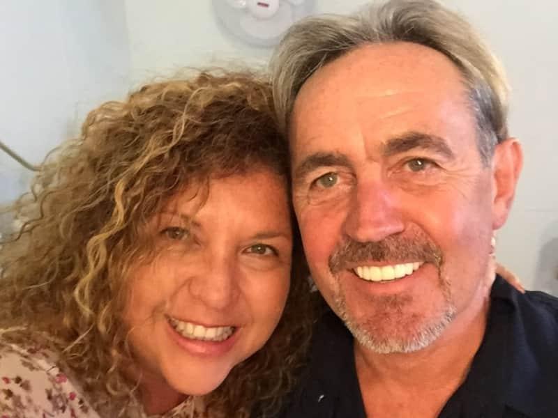 Gary & Sylvia from San José, Costa Rica