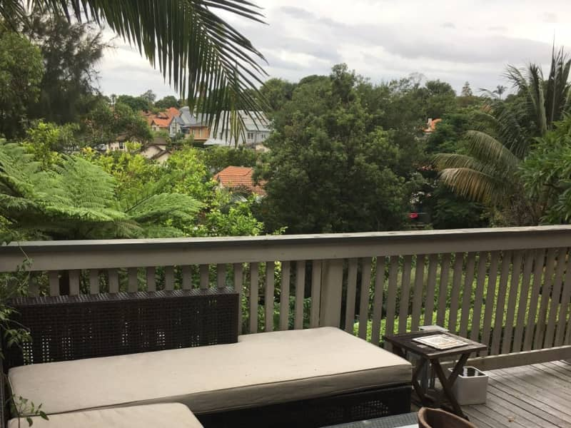 Housesitting assignment in Naremburn, New South Wales, Australia