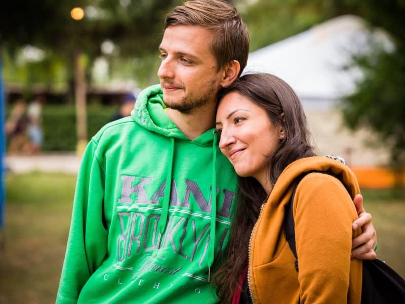 Peter & Katarina from Nitra, Slovakia