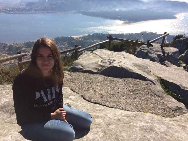 Myriam from Madrid, Spain