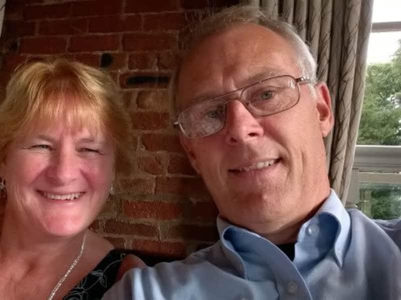 David & Janice from Salisbury, United Kingdom