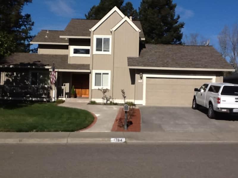 Housesitting assignment in Petaluma, California, United States