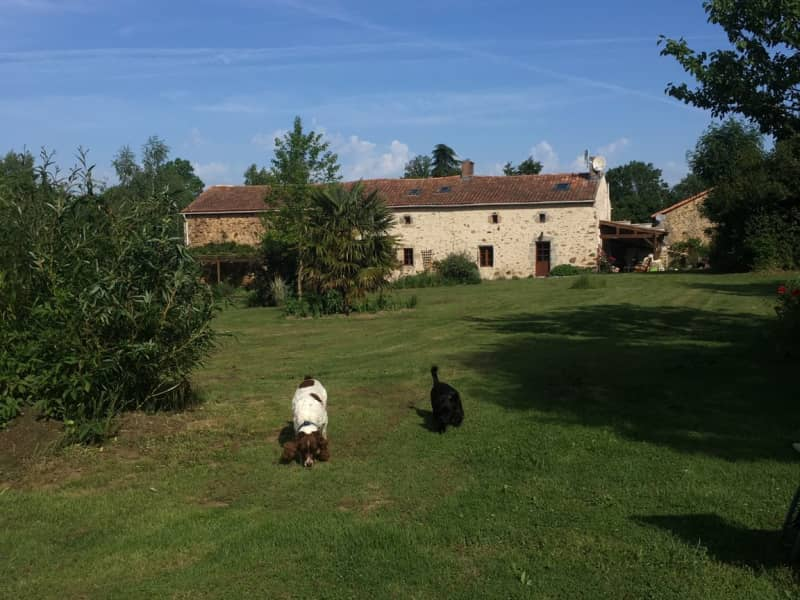 Housesitting assignment in L'Absie, France