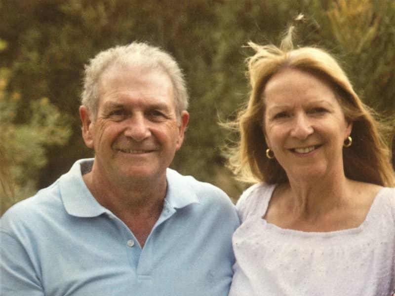 Les & Eileen from Banjup, Western Australia, Australia