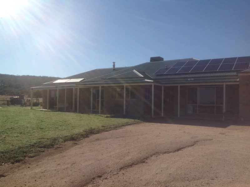 Housesitting assignment in Wangaratta, Victoria, Australia