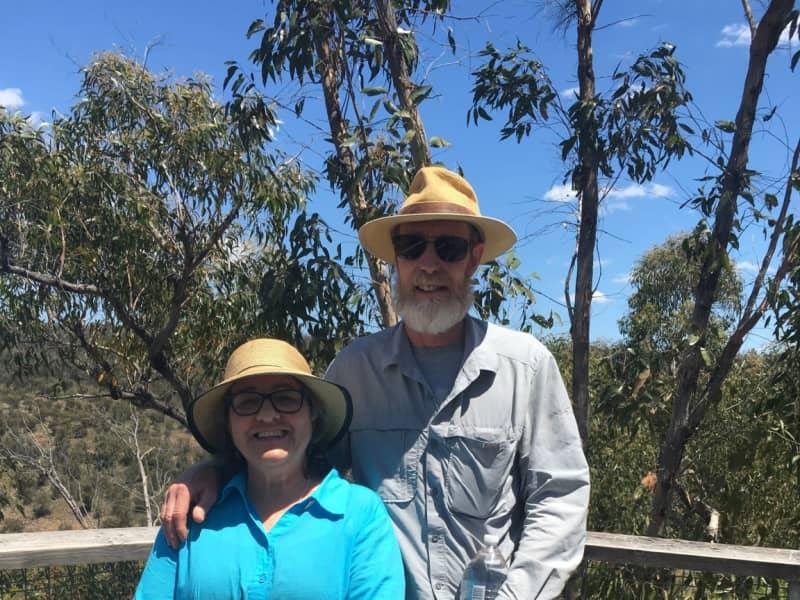 Wendy & Damian from Gisborne, Victoria, Australia