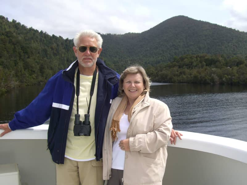 Sue & Paul from Staines, United Kingdom