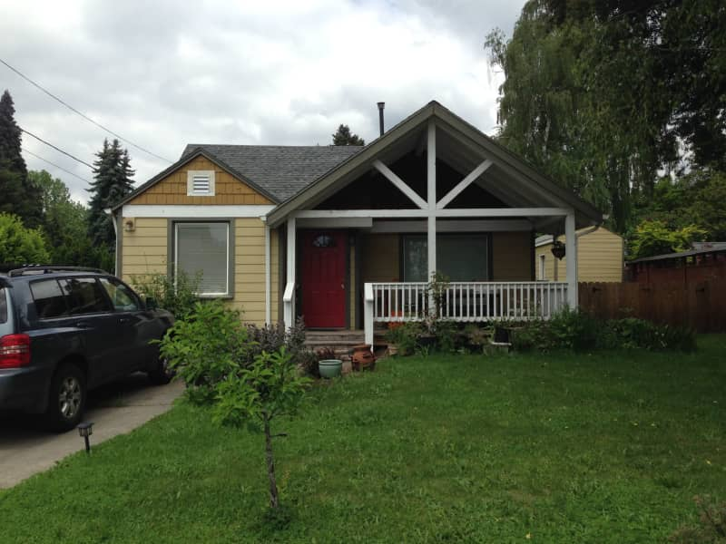 Housesitting assignment in Milwaukie, Oregon, United States