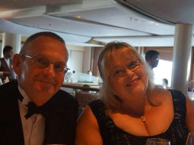 Angela & Geoff from Wisbech, United Kingdom
