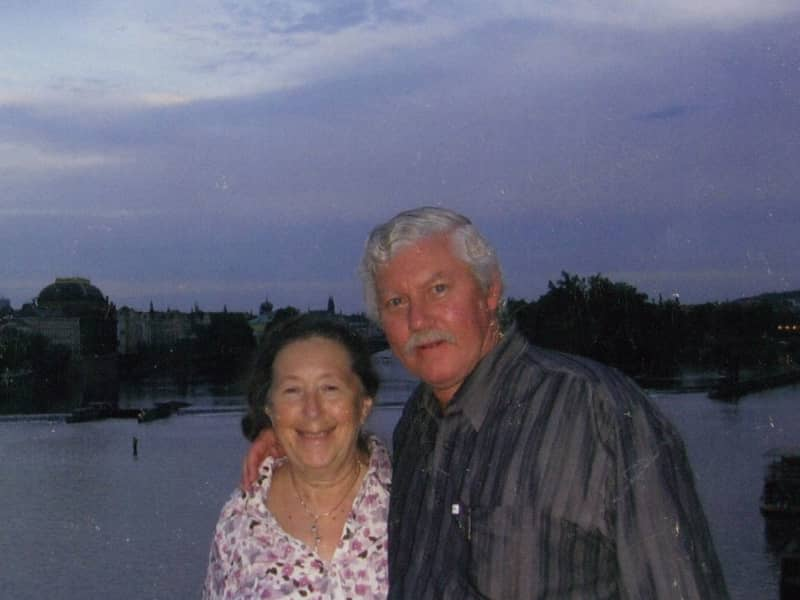 Christine & Geoff from Darwin, Northern Territory, Australia