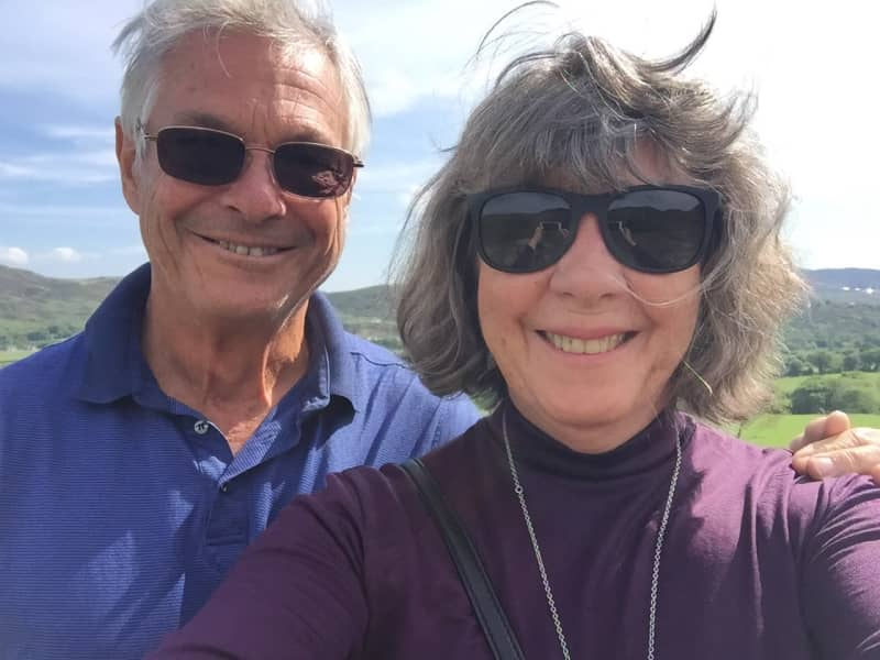 Madeleine & Peter from Hobart, Tasmania, Australia
