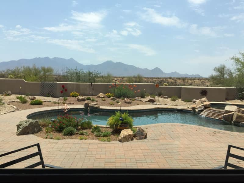 United States Map Arizona%0A Housesitting assignment in Green Valley  Arizona  United States