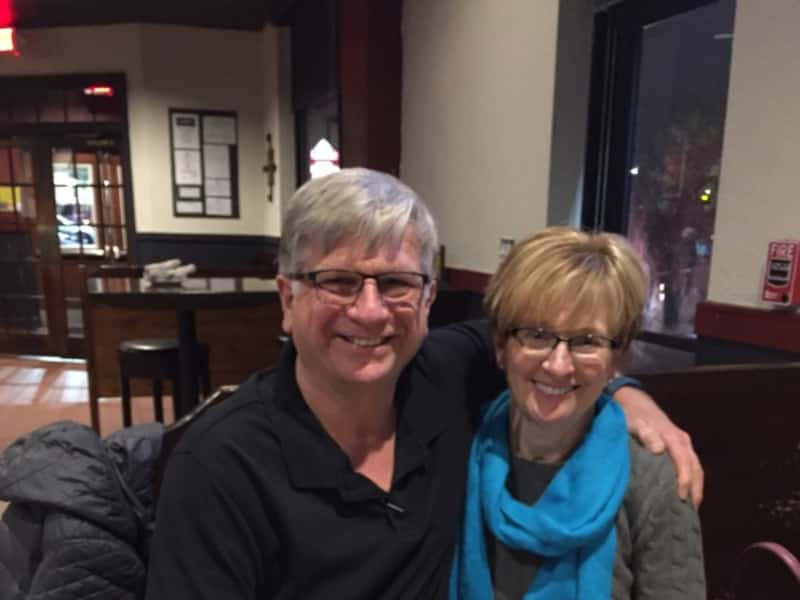 Maryann and bruce & Bruce from Manassas, Virginia, United States