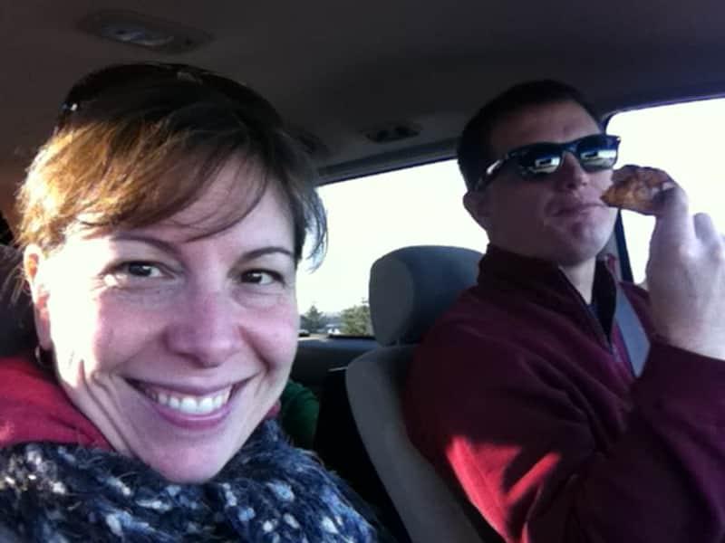 Pascale & Will from Niagara Falls Centre, Ontario, Canada