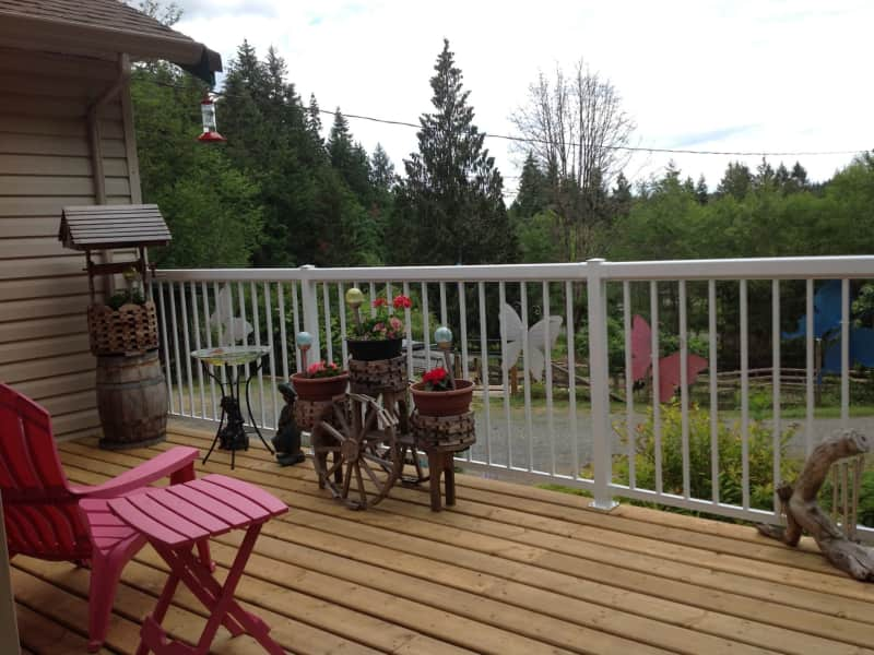 Housesitting assignment in Ladysmith, British Columbia, Canada
