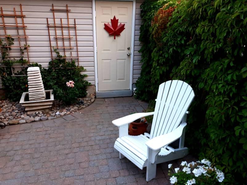 Housesitting assignment in Oakville, Ontario, Canada