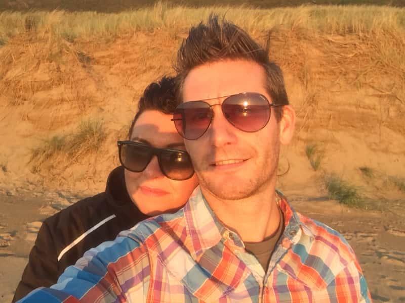 Paula & Adam from Ilfracombe, United Kingdom