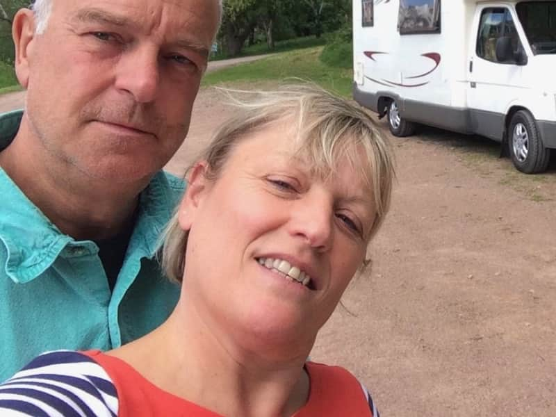 Nicholas & Maggie from Oswestry, United Kingdom