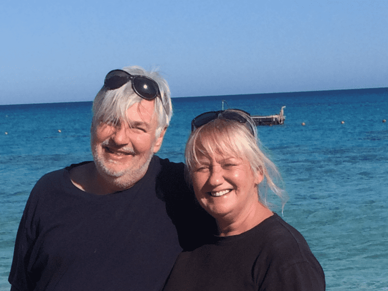 Gaynor & mark & Mark from Lymm, United Kingdom