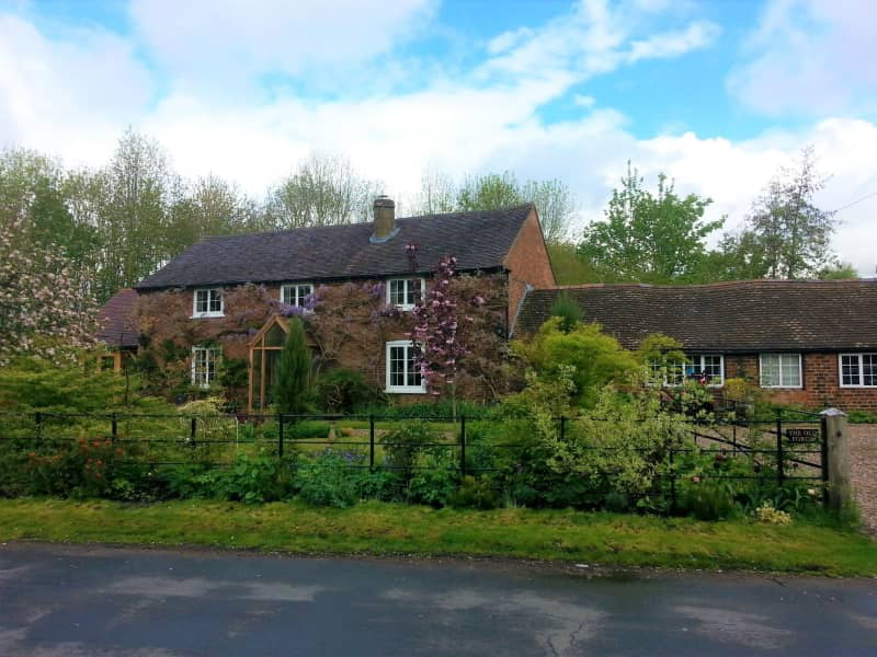 Housesitting assignment in Pershore, United Kingdom