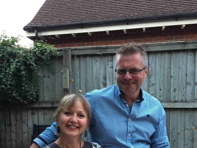 Nigel & Annemarie from Winchester, United Kingdom