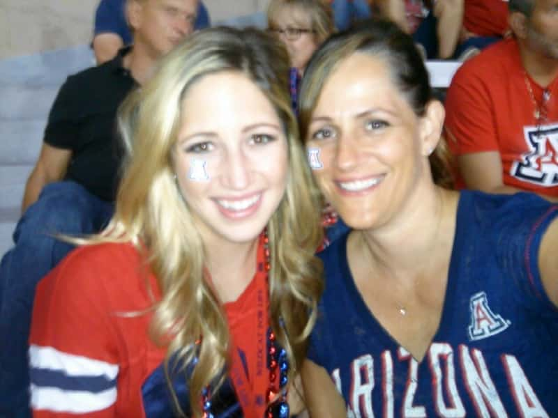 Laura and brittany from East Mesa, Arizona, United States