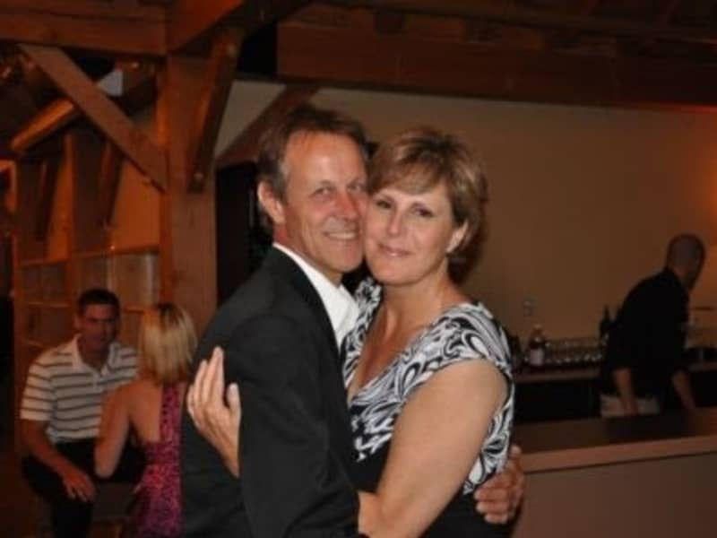 Cindy & Mike from Jordan, Ontario, Canada