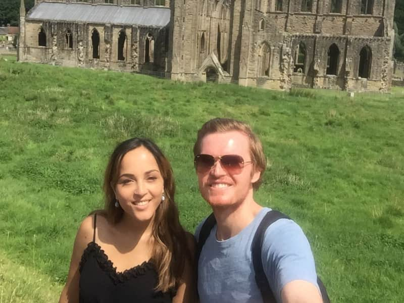 Thea & Dan from City of London, United Kingdom