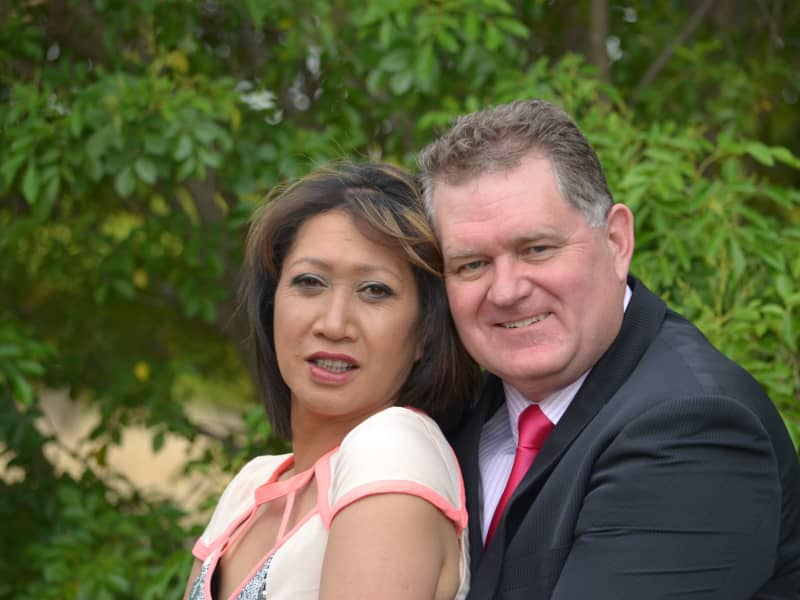 Paul & Sandy from Griffith, New South Wales, Australia