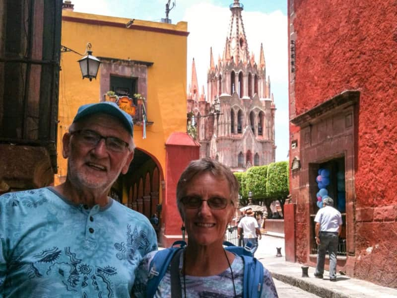 Kate & Don from San Miguel de Allende, Mexico