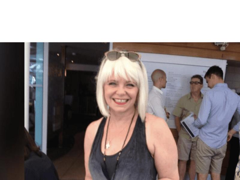 Michelle from Elizabeth Bay, New South Wales, Australia