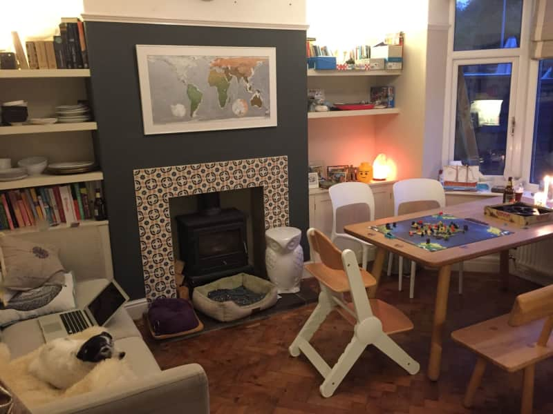 Housesitting assignment in Cardiff, United Kingdom