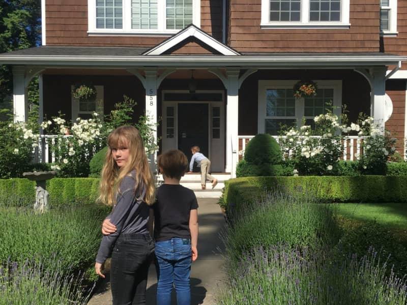 Housesitting assignment in Lake Oswego, Oregon, United States