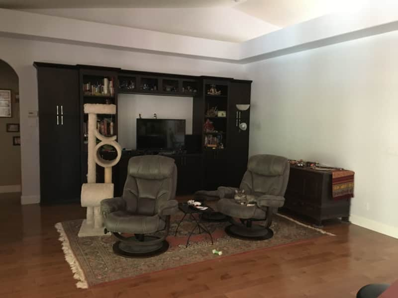 Housesitting assignment in Fair Oaks, California, United States