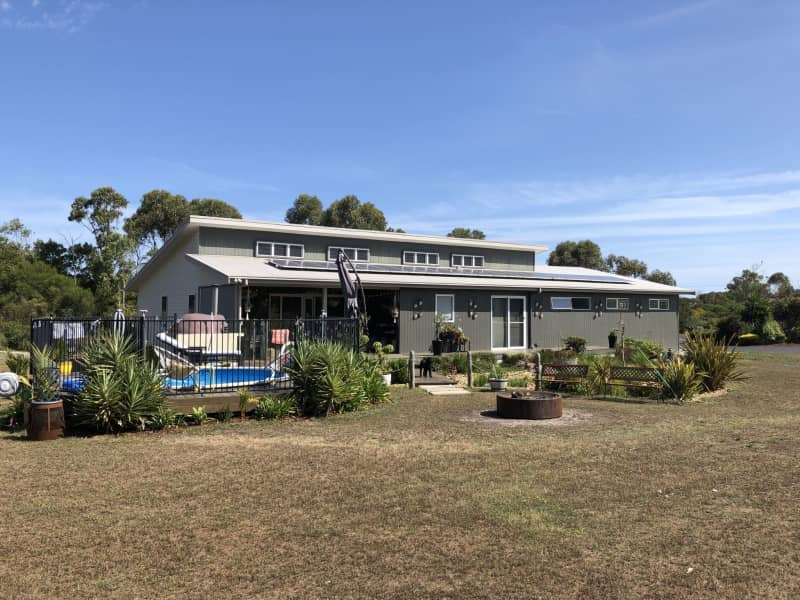 Housesitting assignment in Inverloch, Victoria, Australia